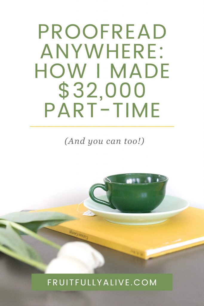 make money part time   proofreading   court reporters   at-home business idea   proofread anywhere