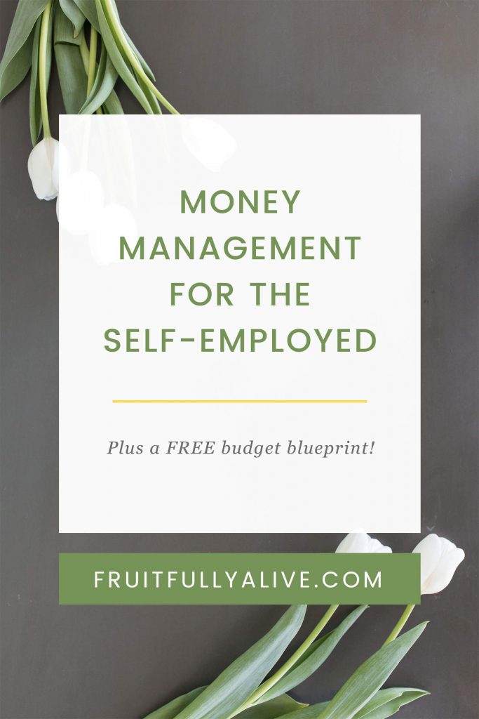 Budgeting | irregular income | step-by-step guide on budgeting | self-employed | budgeting self-employed
