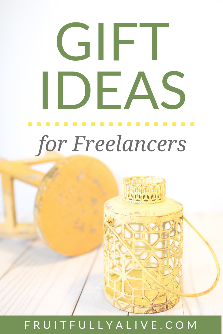 Gift Ideas for Freelancers.