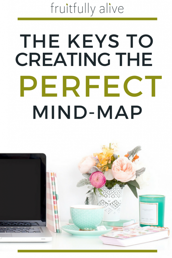 keys to create the perfect mind map
